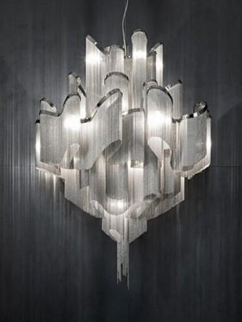 La iluminación se convierte en lámpara