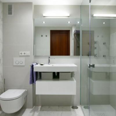 Baño principal vivienda