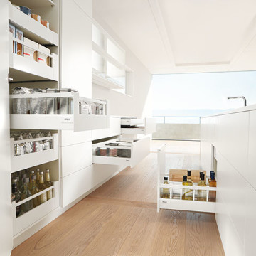 Ideas básicas para distribuir tu cocina.