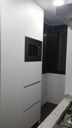 Mobiliario cocina y galería. L'AGABE.