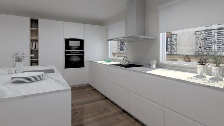 El diseño de cocina que viene