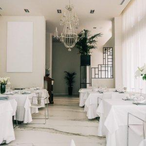 Salon del restaurante Frisone