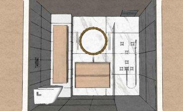 5 ideas para reformar un baño pequeño.